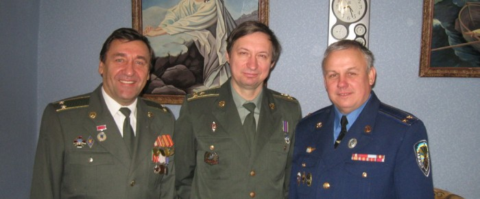 Ukrainian chaplains
