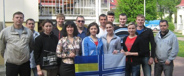 Встреча с командованием и офицерами военной части на временно оккупированной территории — город Севастополь (Автономная Республика Крым)