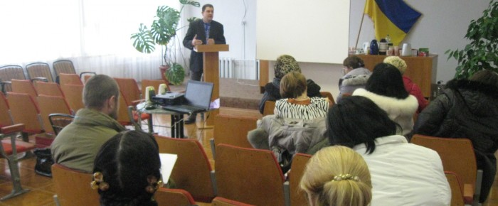 "The seminar ""Hospital chaplain – a physical, emotional and spiritual doctor"""