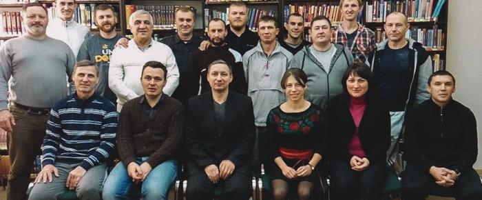 Набор студентов 2015 факультета «Пасторско-капелланское руководство»