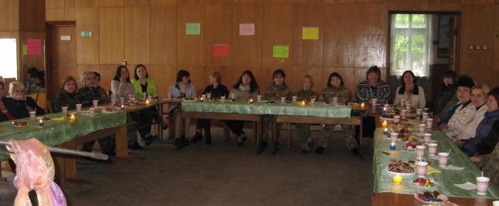Встреча в Ивано-Франковске ко Дню Матери «На крыльях материнской молитвы»