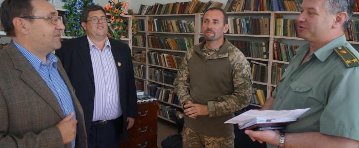 Навчання госпітальних капеланів у Миколаєві