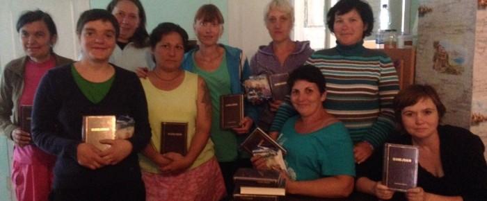 Посещение реабилитационных центров в Макаровском районе