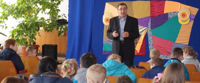 """Olive branch"" held a celebration for children Cherkassy"
