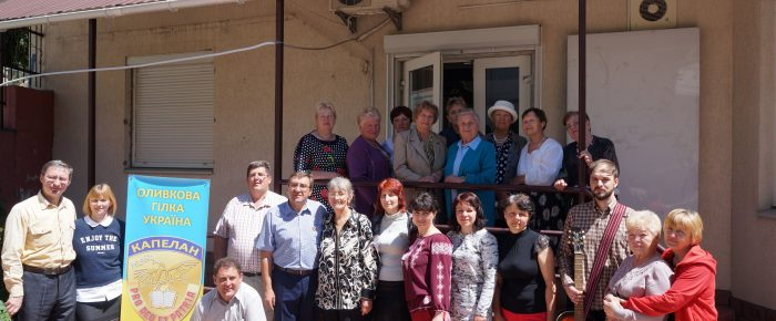 Hospital Chaplain Training Workshop in Obuhov