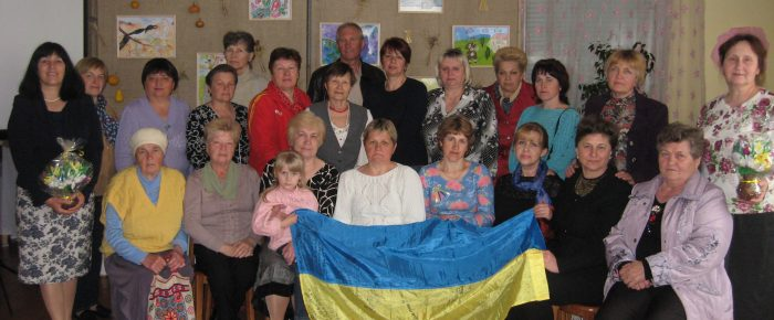 A seminar for mothers of ATO soldiers