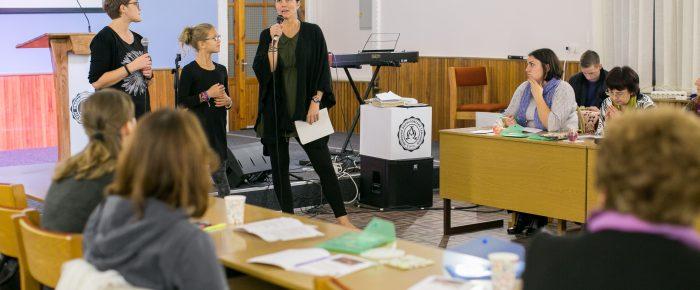 7 Международная женская христианская конференция ГО «Оливковая ветвь» на тему «Бог ищет верных и делает их способными»