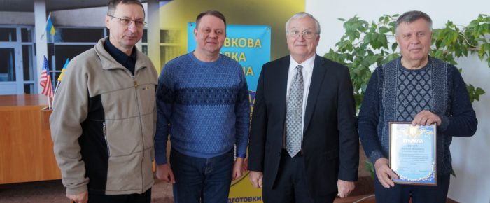 17 years of chaplaincy service at the Cherkasy Central District Hospital